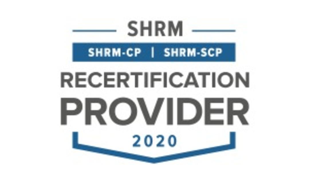 الحصول على الاعتماد من جمعية ادارة الموارد البشرية (SHRM)
